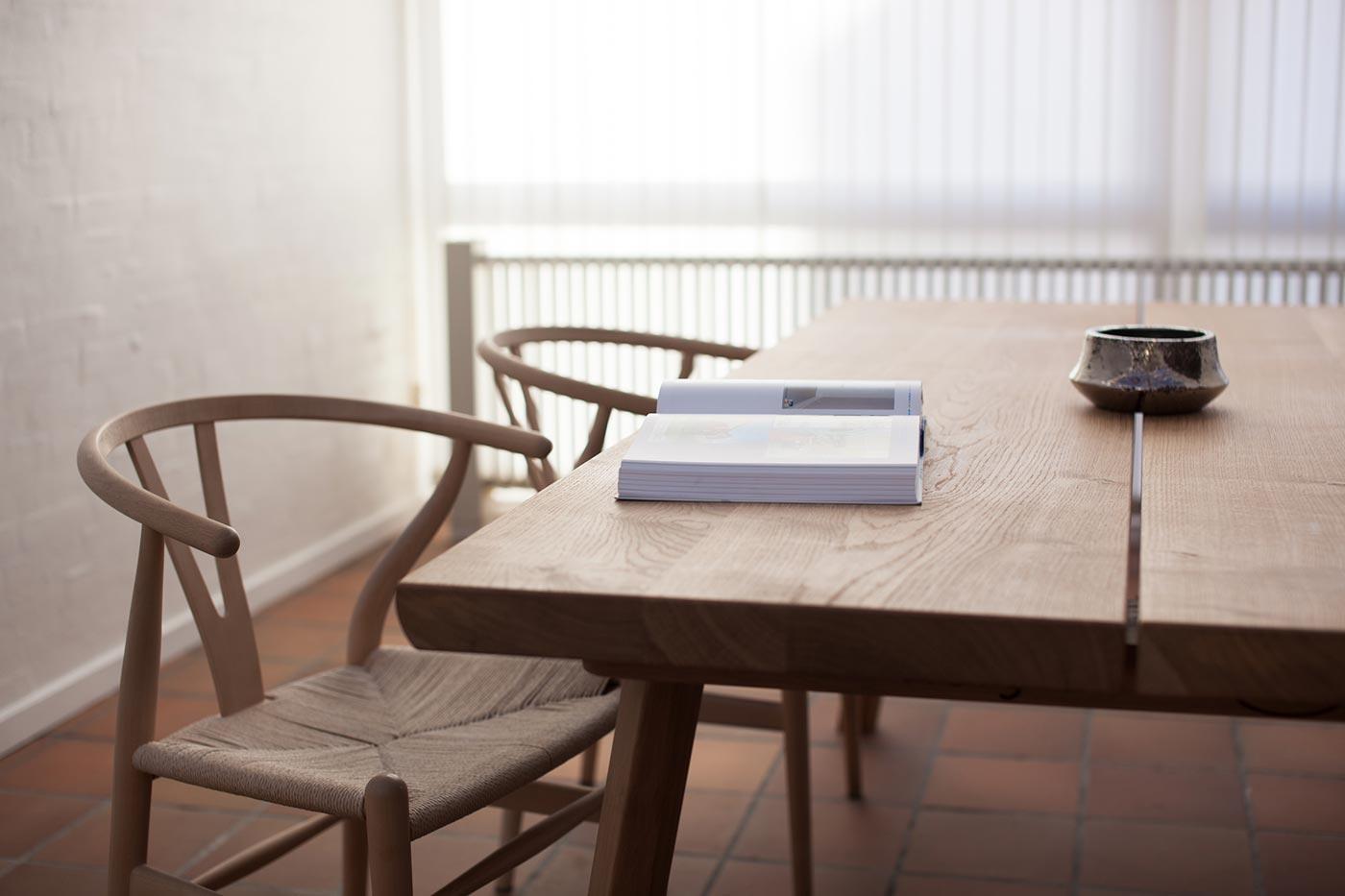 Miljøbillede af plankebord fra Ksign