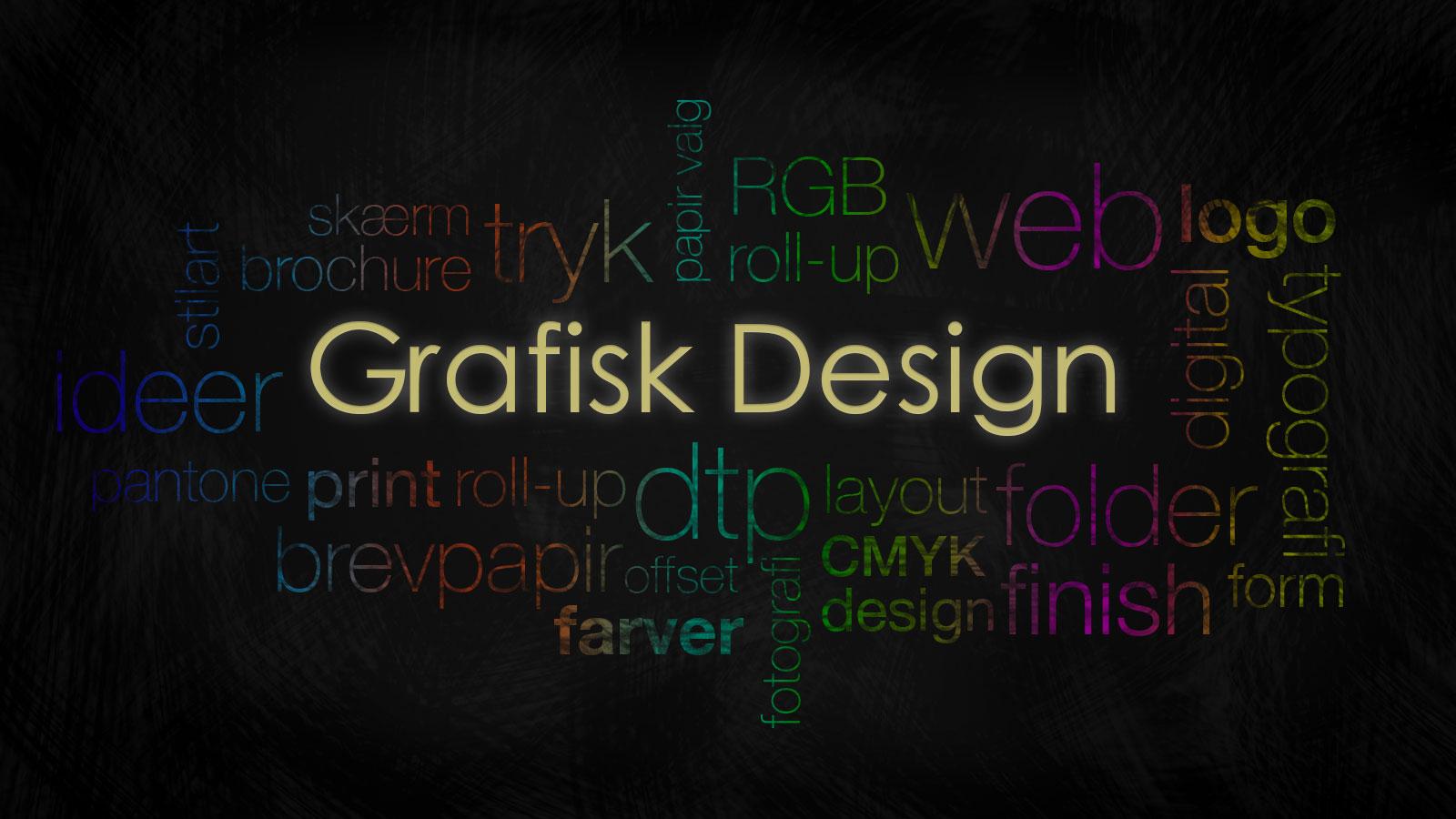 Grafisk Design til Thy og Mors
